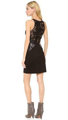 PJK Patterson J. Kincaid Prism Dress