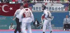 Servet Tazegul (follow me for more taekwondo gifs)