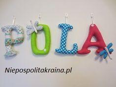 Niepospolita Kraina       : Literki imię ,,Pola''        ...