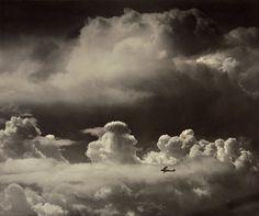Cloud Turrets - Alfred G. Buckham, 1930s