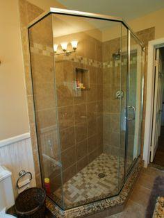 93 best shower designs images bathroom remodeling washroom small rh pinterest com