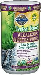 Garden of Life Perfect Food Raw (Organic) Alkalizer & Detoxifier
