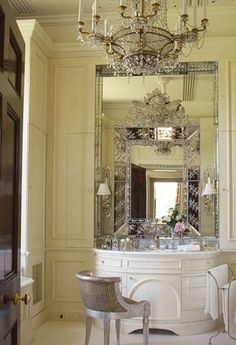 Luxury Bedrooms - dressing table