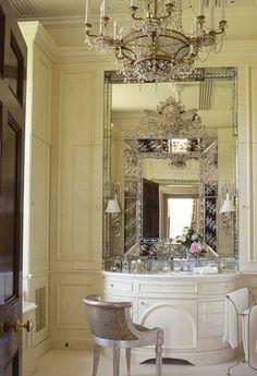 Luxury Bedrooms - dressing table