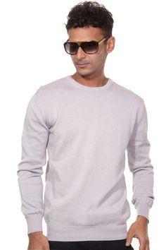 FIOCEO Pullover Rundhals slim fit für 41,90€. Modischer Pullover von FIOCEO, Material für angenehmen Tragekomfort bei OTTO