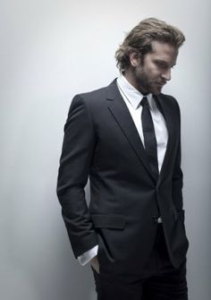 """Even though his hairstyles isn't what made him the """"sexiest man alive"""" in it has certainly added some points. Read More Good Looking Bradley Cooper Hairstyles"""" Jennifer Esposito, Bradley Cooper Hair, Bradley Cooper Married, Brad Cooper, Irina Shayk, Gorgeous Men, Beautiful People, Raining Men, Sharp Dressed Man"""