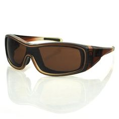 Bobster Zoe Convertible Oval Sunglasses,Pearl Frame//Gold Mirror Lens,One Size