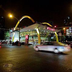 Rock & Roll McDonald's, Chicago - @frankyboy1- #webstagram