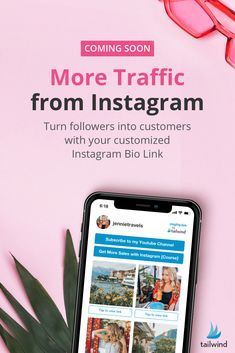 Forever free! The easiest way to turn Instagram traffic into customers, buyers, and sales.  Reserve your spot now! Create your personalized landing page with a branded bio link in a matter of moments.  Customize your bio link so it's always sending traffic to your most recent and important content.  Get more traffic in less time with smart, one-step scheduling that updates your bio link as you post.