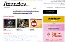 Moliendo tus momento en la web de anuncios.com
