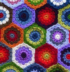 Beautiful crochet pattern..