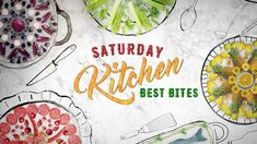 The best bits and favourite moments from Saturday Kitchen. Otto Lenghi, Stuffed Mushrooms, Stuffed Peppers, Food Processor Recipes, Lamb, Cooking, Fried Chicken, Barbecued Chicken, Fried Steak