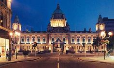 Belfast, Northern Ireland. Can't wait to explore this city