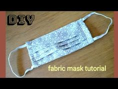 DIY/Quick & Easy Mask Tutorial /Reusable mask/Dust mask/How to make mask at home/ - DIY/Quick & Easy Mask Tutorial /Reusable mask/Dust mask/How to make mas… Source by karenhiranaka - Small Sewing Projects, Sewing Projects For Beginners, Sewing Hacks, Sewing Tutorials, Sewing Crafts, Techniques Couture, Sewing Techniques, Diy Mask, Diy Face Mask