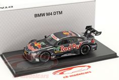 CK-Modelcars - 9440998DGPB: BMW M4 DTM #11 DTM 2017 Marco Wittmann BMW Team RMG 1:43 Herpa, EAN 4895065049967