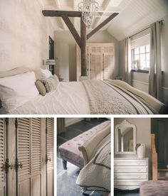 Naturel Home And Living, Dream Rooms, Bedroom Decor, Parents Bedroom, Bedroom Interior, Home, Bedroom Inspirations, Home Bedroom, Rustic Bedroom
