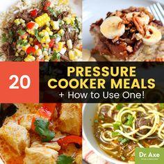 Stovetop Pressure Cooker, Power Pressure Cooker, Using A Pressure Cooker, Instant Pot Pressure Cooker, Pressure Cooker Recipes, Pressure Cooking, Slow Cooker, Pressure Pot, Clean Recipes