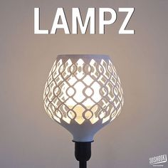 "@3dshook's photo: ""The LAMPZ collection - a series of individually unique decorative lamp shades to make your space cozy and warm. Lamp shades fit standard IKEA lamp. Please use LED lightbulb. Check us out at www.3dshook.com #3dprint #3dmodels #3dprinted #3dprinter #3dprinters #3dprinting #makers #makersgonnamake #PrintEverything #tech #technology #lighting #interiors #design #decor #homedecor #cool #ikea #ikeahacks #retro #textiles #lampshade #3dshook"""