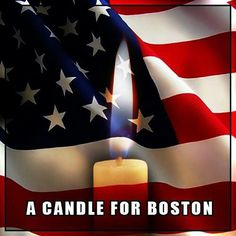 Prayers for Boston & the entire USA