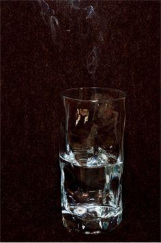 06 Die Verdampfer - Helmuts Skripts Shot Glass, Tableware, Dinnerware, Dishes, Shot Glasses, Place Settings