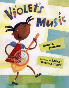 Hardcover - There's nothing Violet loves more than music, and she plays or sings every chance she gets. But where are the other kids like her-kids who think and dream music all day long? As a baby, in