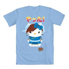 Street Fighter vs. Sanrio t-shirt