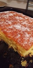 ΜΑΓΕΙΡΙΚΗ ΚΑΙ ΣΥΝΤΑΓΕΣ: Κέικ καρύδας με σιρόπι !!! Sweet Desserts, Cake Cookies, Quiche, Sweet Tooth, French Toast, Favorite Recipes, Sweets, Breakfast, Food