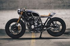 '81 Yamaha XJ550 – Thirteen and Company.   Automotive engineering is full ofideas that must have seemed great at the time but in the cold, hard light of day can tend to looka littleless than inspired. Take Yamaha's XV750for instance.An unbreakable engine that not only goes and sounds great, but also serves as a stressed member that the rest of the bike is built on. True...