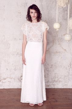 white wedding dress, and not so expensive