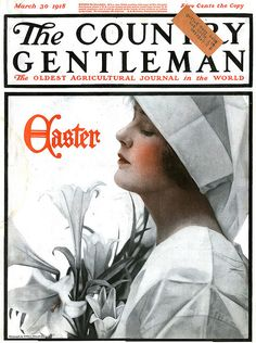 Vintage Magazine Cover - March 30, 1919