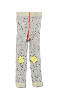 NEW! Lemon Knees Leggings // Hansel From Basel www.beeniebudsandco.com
