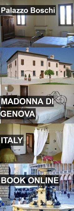 Hotel Palazzo Boschi in Madonna di Genova, Italy. For more information, photos, reviews and best prices please follow the link. #Italy #MadonnadiGenova #travel #vacation #hotel
