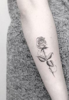 40+ Ever-So-Tasteful Forearm Tattoos For Women