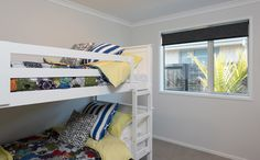 A great kids room with potential for sleep overs.