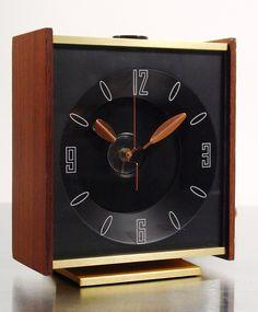 94 Best Mid Century Desk Clocks images   Desk clock, Mid ...