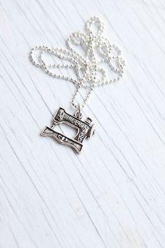 Singer sewing machine pendant