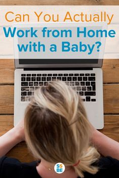 Many moms would love to work from home with a baby. But is it possible? Learn the circumstances that would make working from home with kids possible—and the pitfalls to avoid.