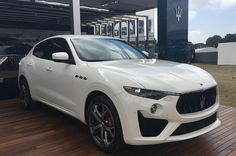 Maserati Reveal Levante GTS With A Ferrari V8