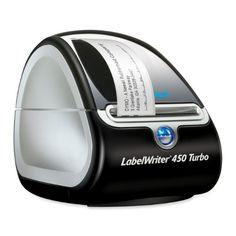 Exhibit Stickers  DYMO 1752265 LabelWriter 450 Turbo Thermal Label Printer DYMO http://www.amazon.com/dp/B0027JIIKQ/ref=cm_sw_r_pi_dp_fSY0tb066572XE0H