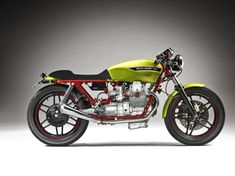 PJP Motorcycles - MOTOGUZZI V65