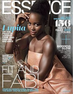 WATCHTOWER.Lupita Nyongo Flosses Her Toned Bod For ESSENCE Mag January 2016 Cover Lupita Nyongo Flosses Her Toned Bod For ESSENCE Mag January 2016 Cover With the body of a fitness goddess and the face of a doll Lupita Nyongo is one of the most fab chicks in the game. Now shes covering the January 2016 issue of Essence magazine while revealing how she almost lost herself in her whirlwind fame. With her Eclipsed production headed to Broadway soon and several huge box office films on deck the…