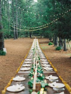 Rustic Outdoor Georgia Wedding