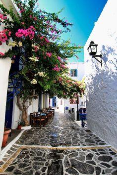 Plaka - Milos island, Greece
