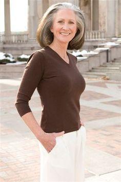 "Model - Elizabeth Taggart -  height5'8""| size4-6us| shoe9us| hairSilver| eyesGreen | bust36""| waist26.5""| hips36.5""  - #DonnaBaldwinAgency, #model"