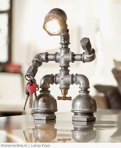 Kozo lamp, now you know his name, xoxo