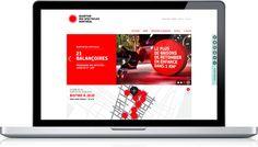 Quartier des spectacles   Campagne intégrée / Integrated Campaign   Interactif / Interactive   lg2boutique