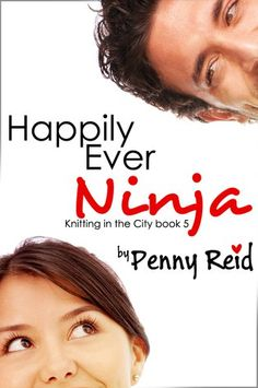 Blog Tour and My Review:  Happily Ever Ninja by Penny Reid