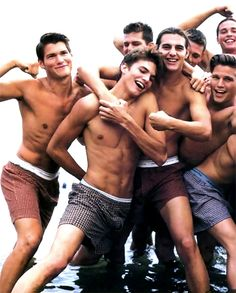 13 Celebs You Didn't Know Were Abercrombie & Fitch Models