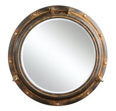 Seafaring Style - Need It Now: Nautical Mirrors at Every Price- Lonny
