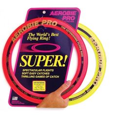 Colors May Vary Weitere Sportarten Flug- & Drachensport Aerobie Sprint Ring